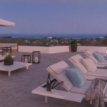 vista mijas quabit costa del sol spanje appartement kopen penthouse modern nieuwbouw zeezicht solarium