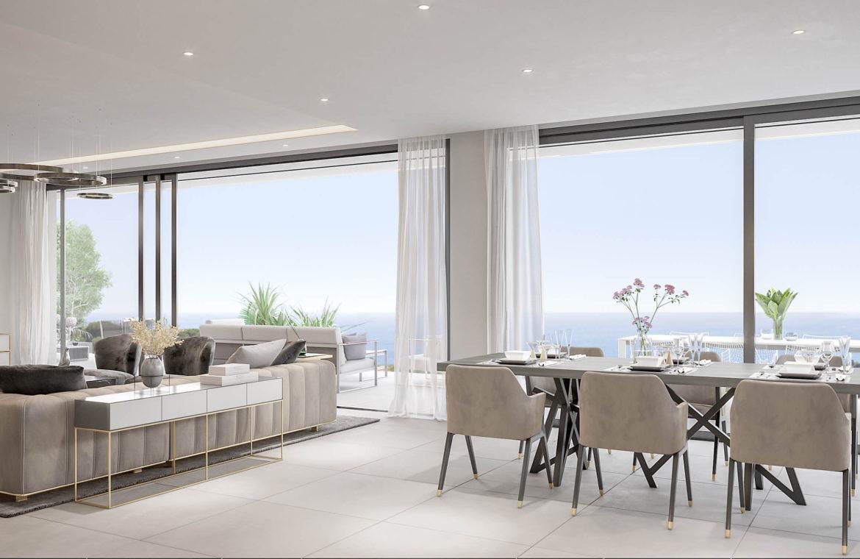 oceanica villa kopen spanje costa del sol elviria marbella nieuwbouw zeezicht