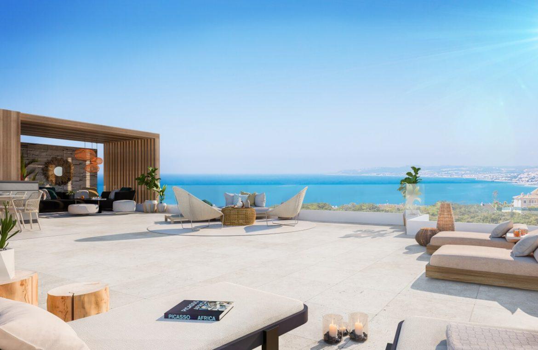 alexia life las mesas estepona costa del sol spanje appartement kopen nieuwbouw zeezicht penthouse