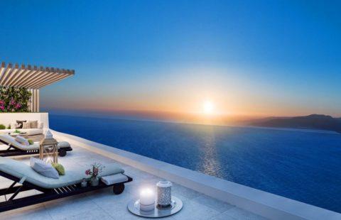 Alexia Life: nieuwe zuidgerichte penthouses met zeezicht in Estepona