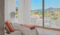 elysium golf villa te koop mijas la cala golfbaan resort nieuwbouw spanje costa del sol bergzicht