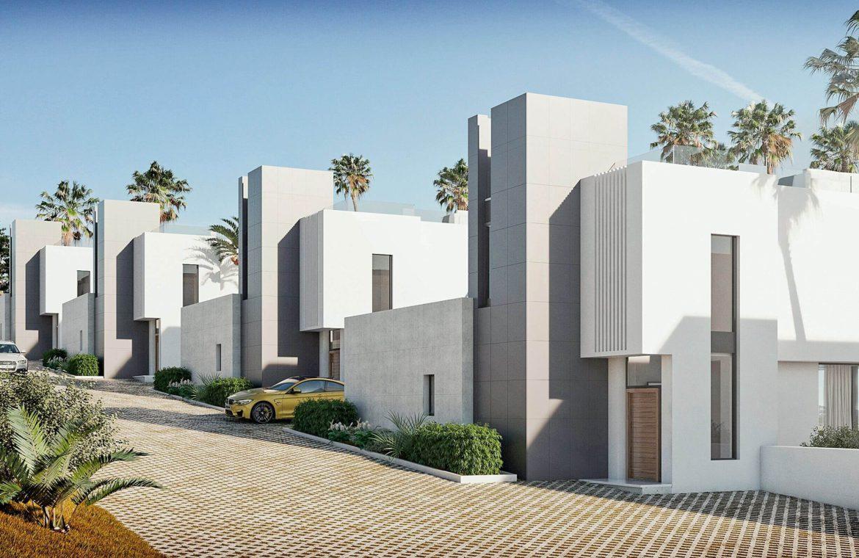 elysium golf villa te koop mijas la cala golfbaan resort nieuwbouw spanje costa del sol complex