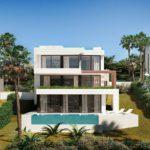 elysium golf villa te koop mijas la cala golfbaan resort nieuwbouw spanje costa del sol design