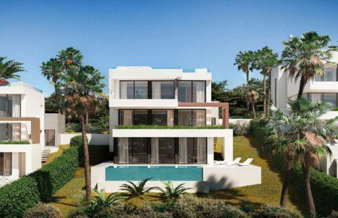 Elysium Golf: moderne nieuwbouw villa's in La Cala Golf Resort in Mijas