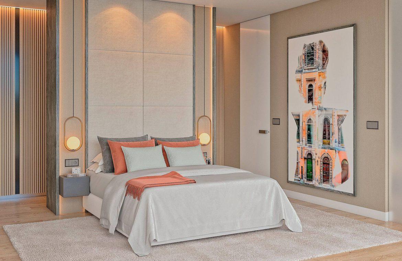 elysium golf villa te koop mijas la cala golfbaan resort nieuwbouw spanje costa del sol slaapkamer