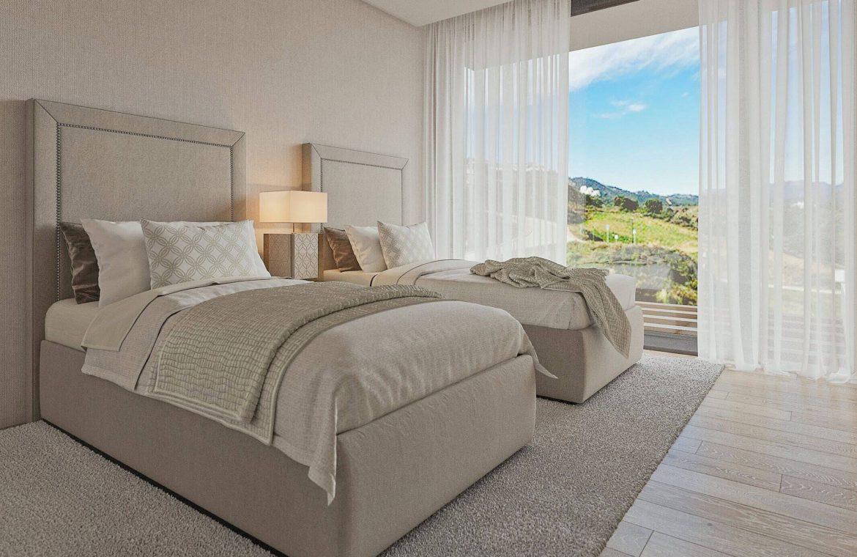elysium golf villa te koop mijas la cala golfbaan resort nieuwbouw spanje costa del sol slaapkamers