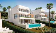 elysium golf villa te koop mijas la cala golfbaan resort nieuwbouw spanje costa del sol zwembad
