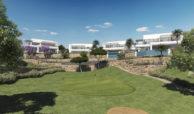 mirador de cabopino villa te koop costa del sol spanje golf zeezicht modern nieuwbouw eerstelijns
