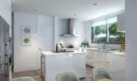 mirador de cabopino villa te koop costa del sol spanje golf zeezicht modern nieuwbouw keuken