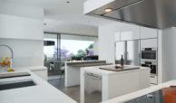 mirador de cabopino villa te koop costa del sol spanje golf zeezicht modern nieuwbouw keukeneiland