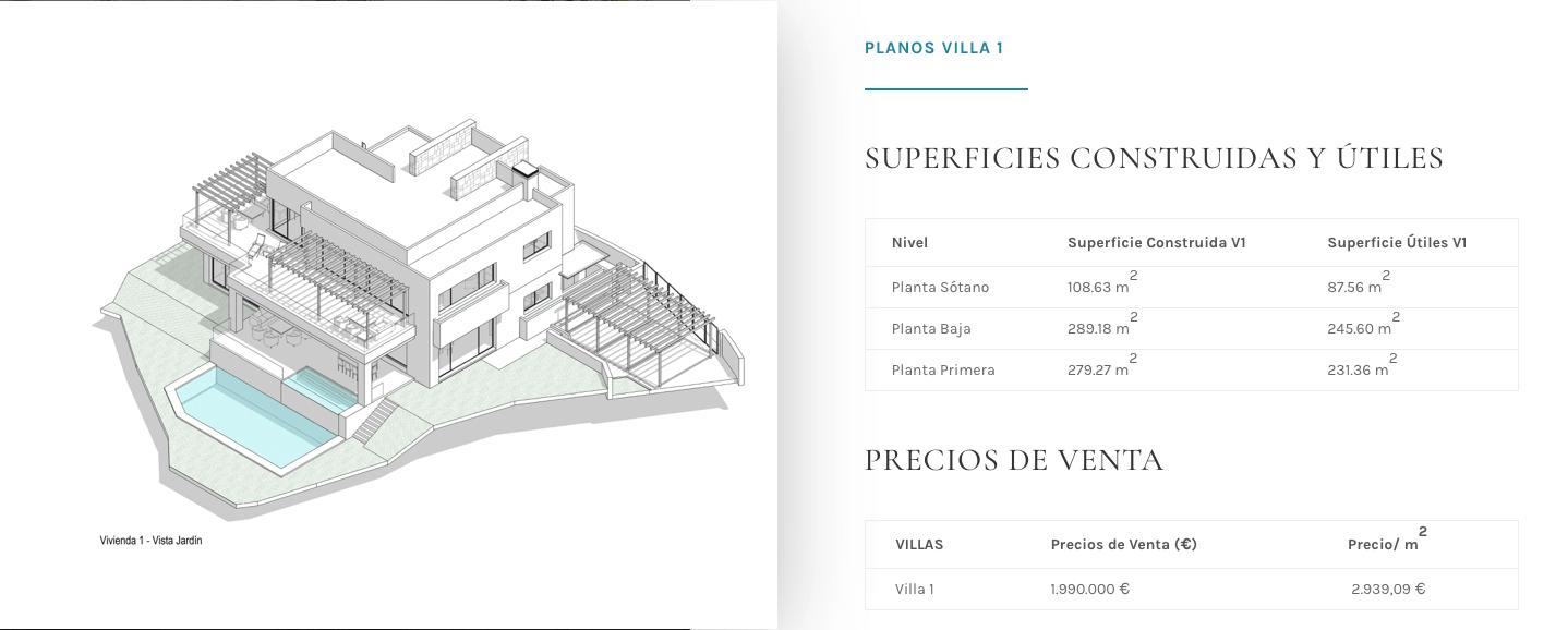 mirador de cabopino villa te koop costa del sol spanje golf zeezicht modern nieuwbouw villa 1