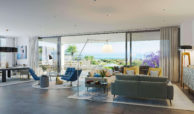 mirador de cabopino villa te koop costa del sol spanje golf zeezicht modern nieuwbouw zee