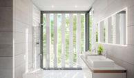 new heights nieuwbouw eerstelijns golf villa kopen new golden mile selwo estepona la resina costa del sol spanje badkamer