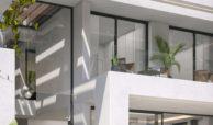new heights nieuwbouw eerstelijns golf villa kopen new golden mile selwo estepona la resina costa del sol spanje lounge