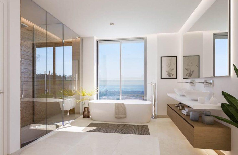 ocean 360 villa te koop costa del sol spanje benahavis marbella zeezicht luxe modern badkamer