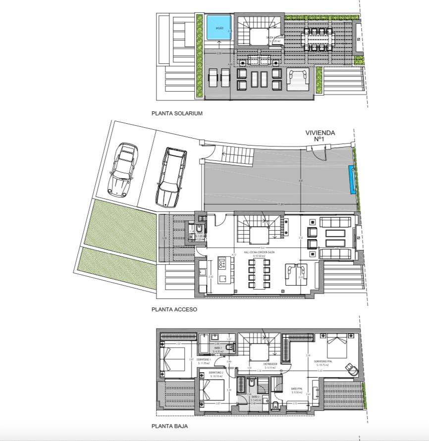 ocean 360 villa te koop costa del sol spanje benahavis marbella zeezicht luxe modern grondplannen
