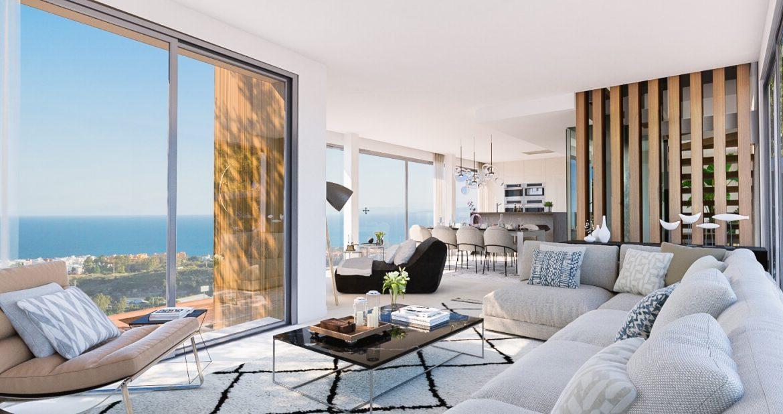 ocean 360 villa te koop costa del sol spanje benahavis marbella zeezicht luxe modern living