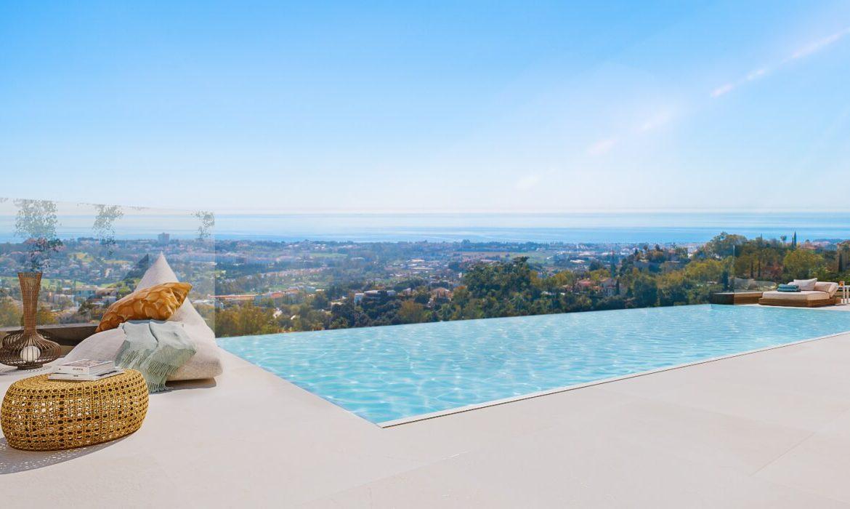 ocean 360 villa te koop costa del sol spanje benahavis marbella zeezicht luxe modern prive zwembad