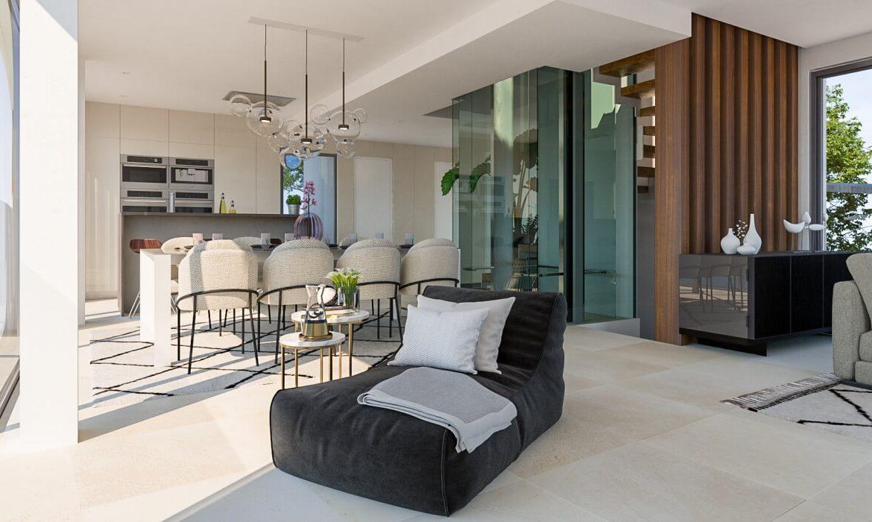 ocean 360 villa te koop costa del sol spanje benahavis marbella zeezicht luxe modern sofa