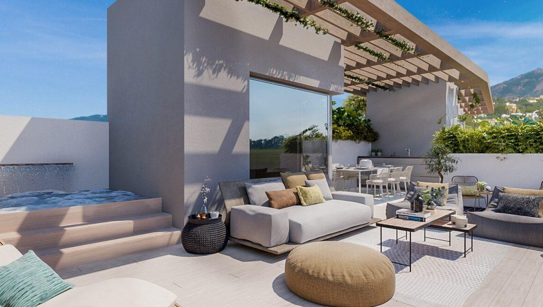 ocean 360 villa te koop costa del sol spanje benahavis marbella zeezicht luxe modern terras