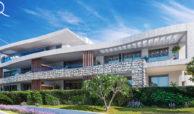 quercus real de la quinta nueva andalucia costa del sol spanje resort golf appartement penthouse te koop nieuwbouw zeezicht exclusief