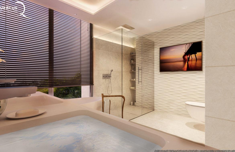 quercus real de la quinta nueva andalucia costa del sol spanje resort golf appartement penthouse te koop nieuwbouw zeezicht jacuzzi