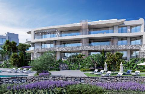 Quercus: luxe resort penthouses in het gerenommeerde Nueva Andalucia