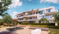 quercus real de la quinta nueva andalucia costa del sol spanje resort golf appartement penthouse te koop nieuwbouw zeezicht natuur