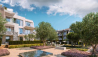 quercus real de la quinta nueva andalucia costa del sol spanje resort golf appartement penthouse te koop nieuwbouw zeezicht tuin