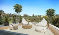 sanctuary villas el campanario golf new golden mile estepona costa del sol spanje villa kopen nieuwbouw dakterras