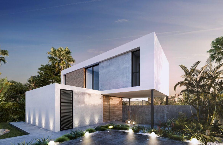 sanctuary villas el campanario golf new golden mile estepona costa del sol spanje villa kopen nieuwbouw luxe