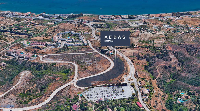 vanian valley new golden mile estepona costa del sol huis kopen townhouse modern nieuwbouw locatie