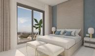 vanian valley new golden mile estepona costa del sol huis kopen townhouse modern nieuwbouw slaapkamer