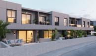 vanian valley new golden mile estepona costa del sol huis kopen townhouse modern nieuwbouw straat
