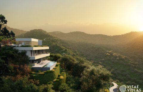 Vitae Villas: exclusieve design villas in de rustige omgeving Monte Mayor