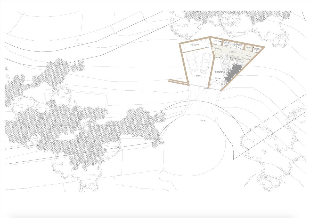vitae villas exclusieve design nieuwbouw villa te koop rustige omgeving monte mayor benahavis costa del sol zeezicht modern bergen grondplan 2