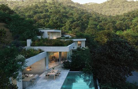 Vitae Villas: moderne design villa in de rustige omgeving Monte Mayor