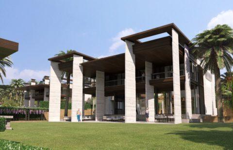 Los Palacetes de Banus:  in Nueva Andalucia
