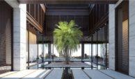 los palacetes de puerto banus marbella costa del sol spanje nieuwbouw villa kopen zeezicht binnentuin