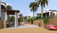 los palacetes de puerto banus marbella costa del sol spanje nieuwbouw villa kopen zeezicht parking
