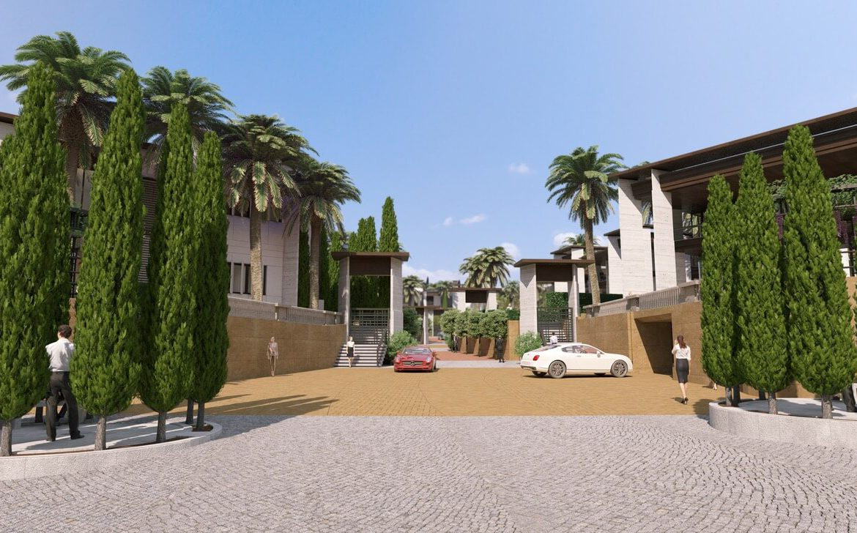 los palacetes de puerto banus marbella costa del sol spanje nieuwbouw villa kopen zeezicht security