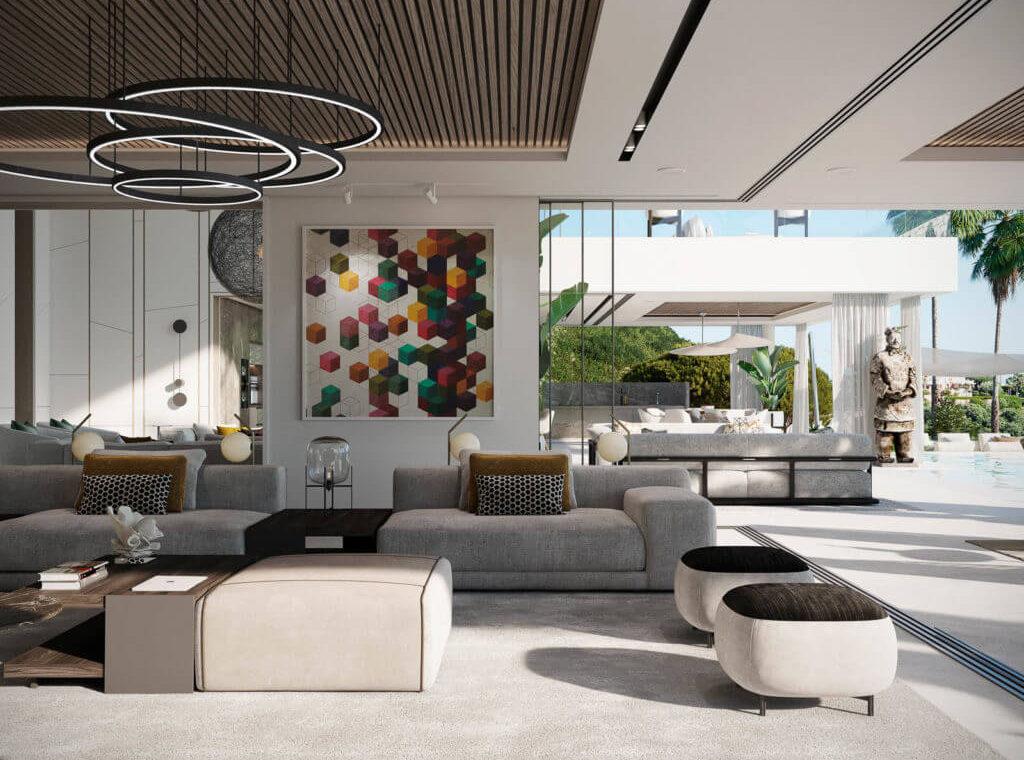 reserva de alcuzcuz benahavis marbella costa del sol spanje villa te koop passiefhuis nieuwbouw modern
