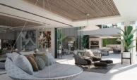 reserva de alcuzcuz benahavis marbella costa del sol spanje villa te koop passiefhuis nieuwbouw overdekt