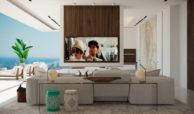 vista lago residences real la quinta nueva andalucia marbella costa del sol spanje villa kopen zeezicht TV