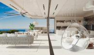 vista lago residences real la quinta nueva andalucia marbella costa del sol spanje villa kopen zeezicht lounge