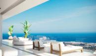 vista lago residences real la quinta nueva andalucia marbella costa del sol spanje villa kopen zeezicht terrassen