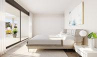 habitat golf valle romano estepona costa del sol spanje zeezicht nieuwbouw appartement penthouse kopen slaapkamer
