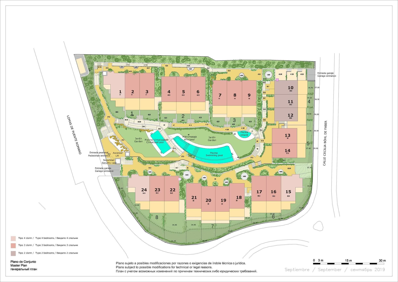 marbella senses golden mile marbella costa del sol nieuwbouw instapklaar huis te koop grondplan masterplan