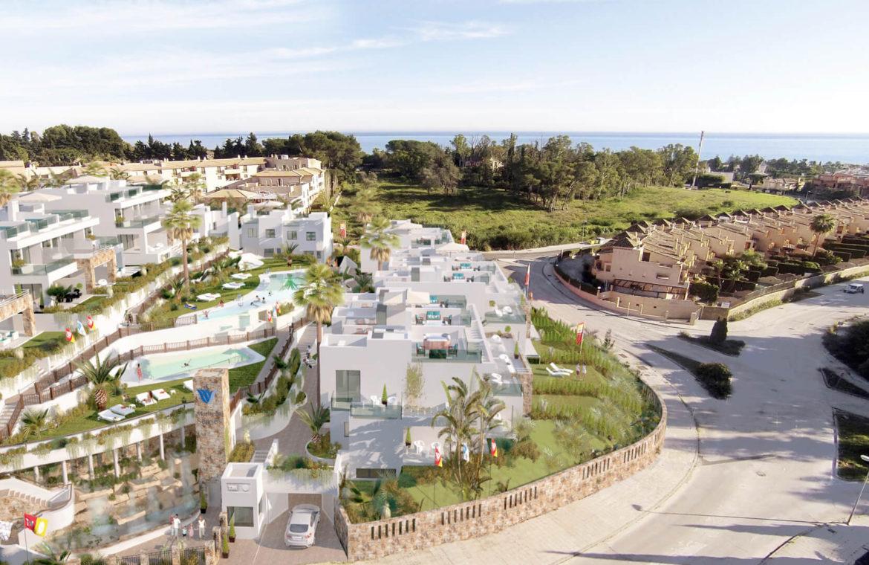 marbella senses golden mile marbella costa del sol nieuwbouw instapklaar huis te koop project
