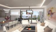 marbella senses golden mile marbella costa del sol nieuwbouw instapklaar huis te koop salon